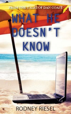 Cover for What He Doesn't Know