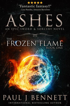 Cover for Ashes