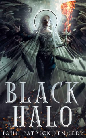 Cover for Black Halo