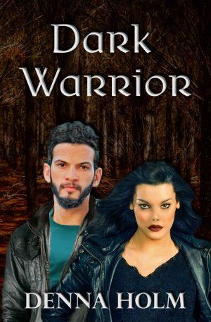 Cover for Dark Warrior