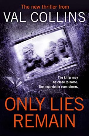 Cover for Only Lies Remain