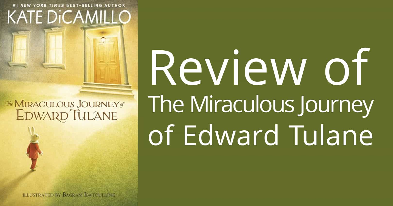 Review of The Miraculous Journey of Edward Tulane