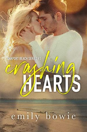 Cover for Crashing Hearts