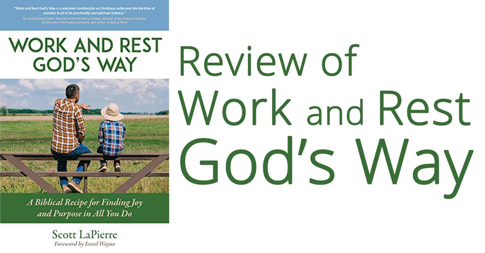 Review of Work and Rest God's Way