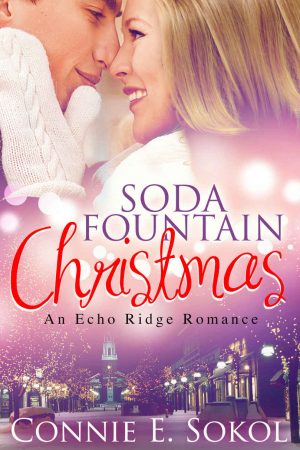 Cover for Soda Fountain Christmas