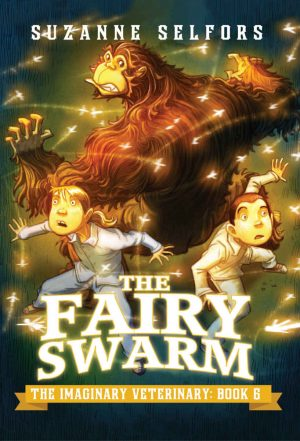 Cover for The Fairy Swarm