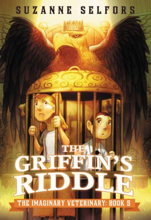 Cover for The Griffin's Riddle