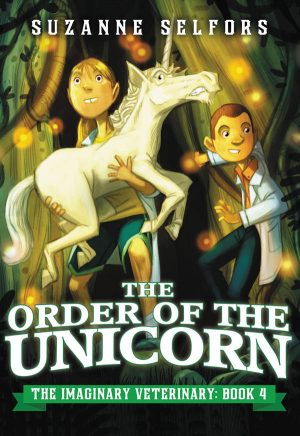 Cover for The Order of the Unicorn