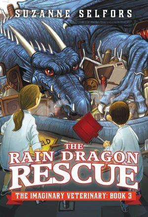 Cover for The Rain Dragon Rescue