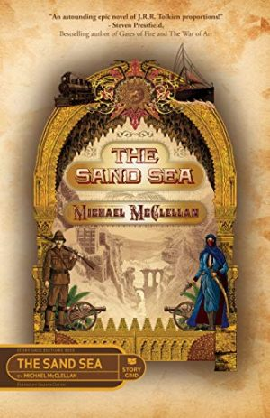 Cover for The Sand Sea