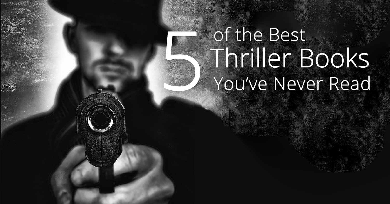 best thriller books