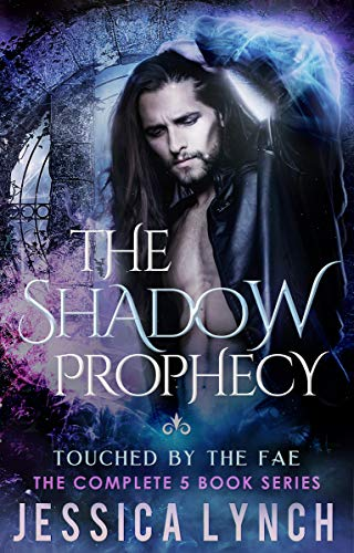 Cover for The Shadow Prophecy