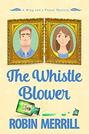 Cover for The Whistle Blower