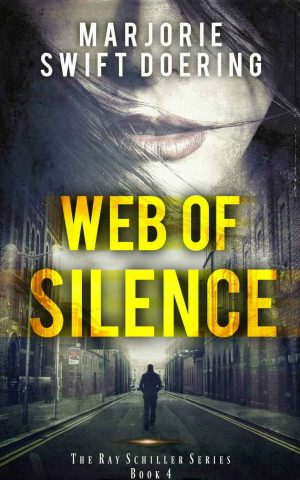 Cover for Web of Silence