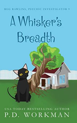 Cover for A Whisker's Breadth