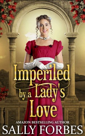 Cover for Imperiled by a Lady's Love