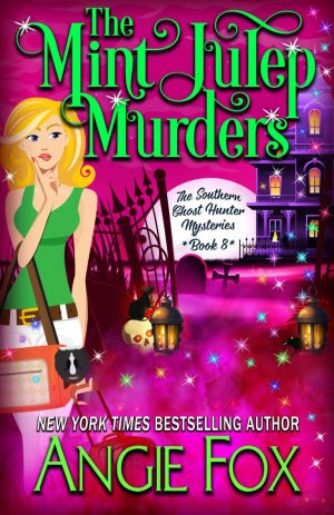 Cover for The Mint Julep Murders