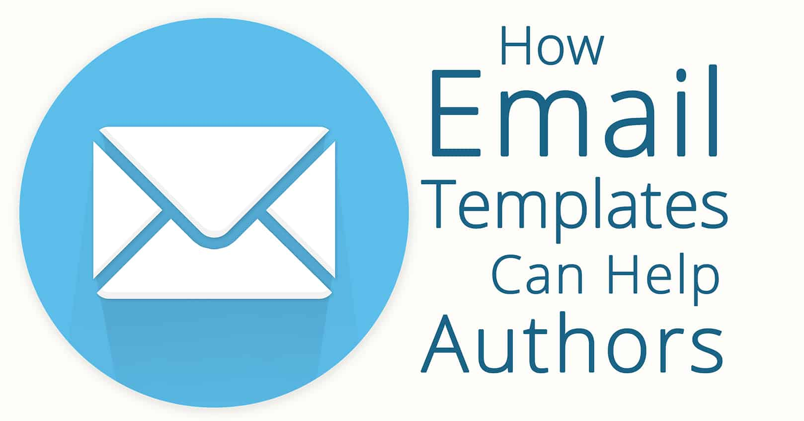 email templates can help authors