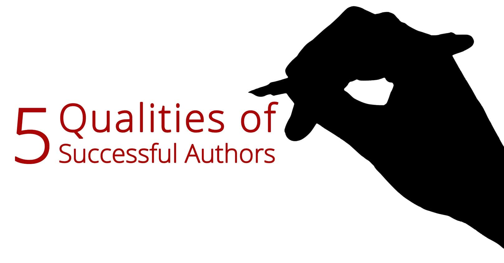 qualities of successful authors
