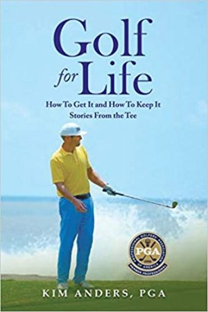 Cover for Golf for Life