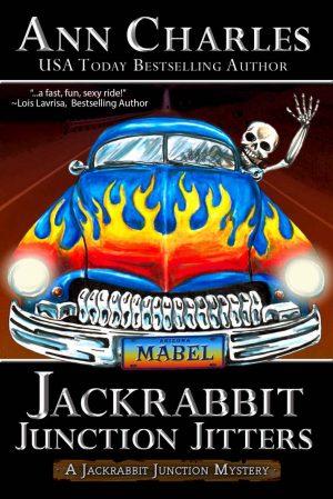 Cover for Jackrabbit Junction Jitters