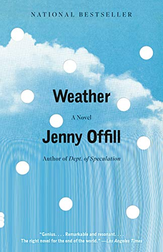 Weather by Jenny Offill