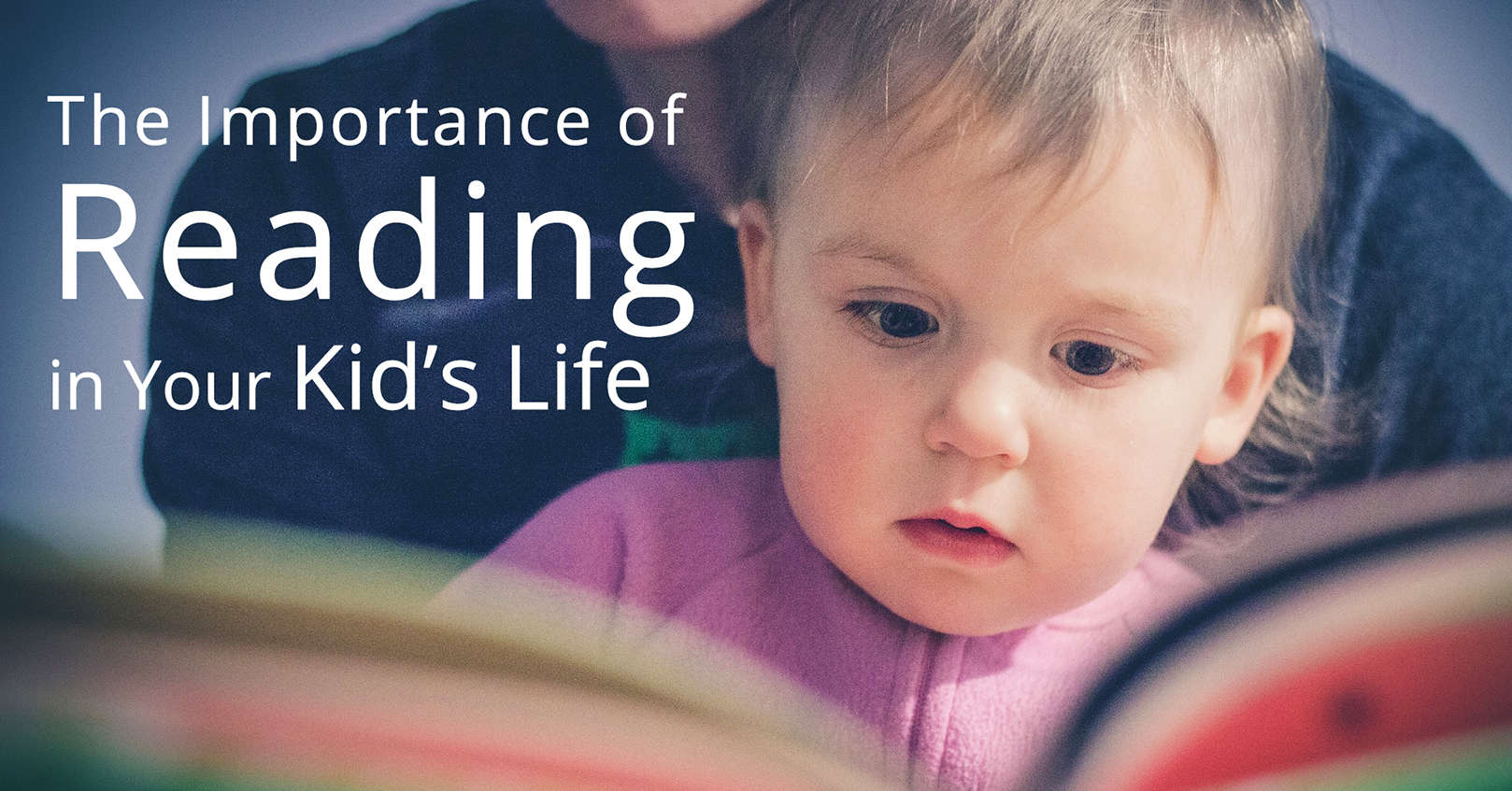 importance of reading in your kid's life