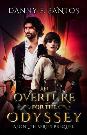 Cover for An Overture for the Odyssey