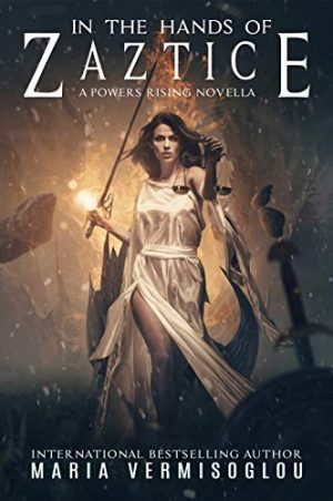 Cover for In the Hands of Zaztice