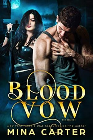 Cover for Blood Vow