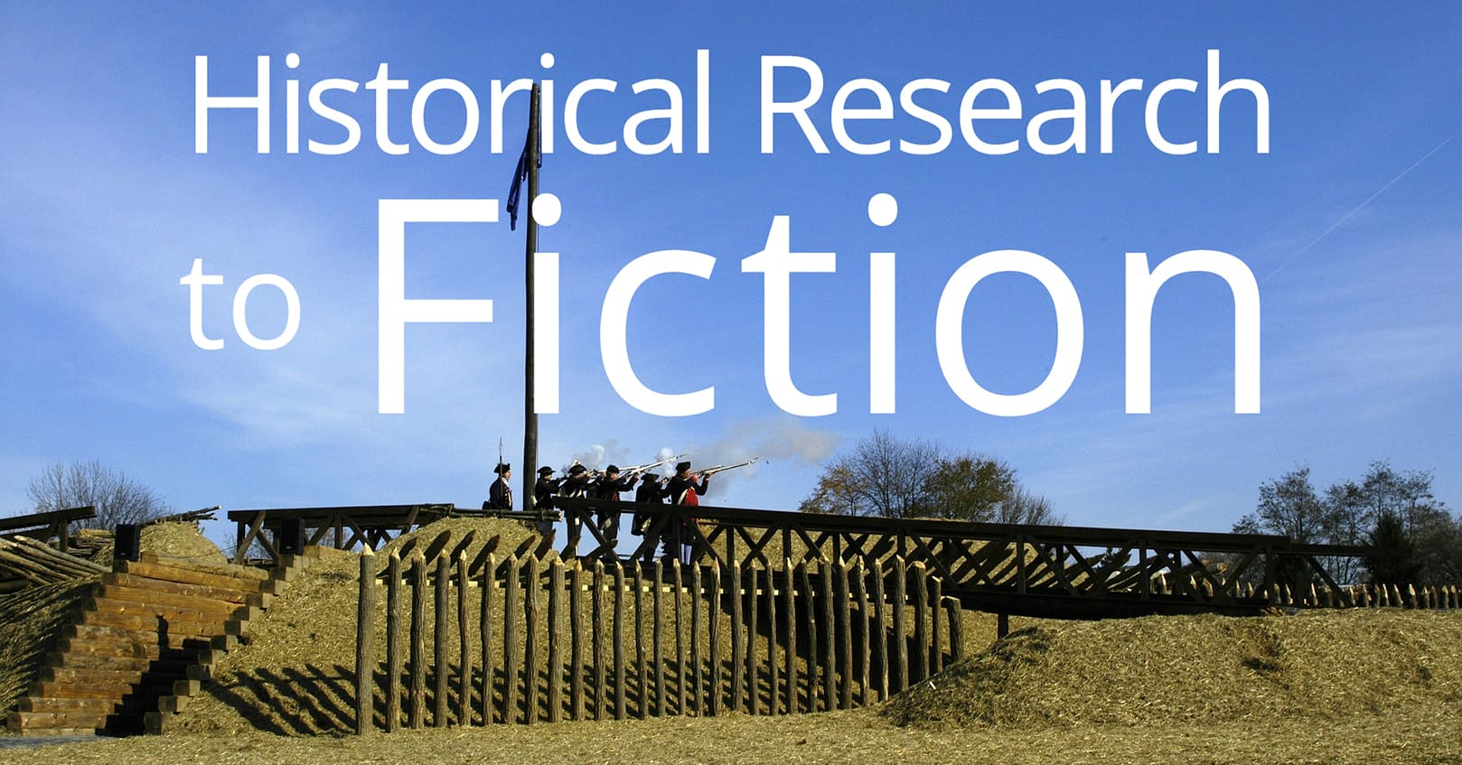historical research to fiction