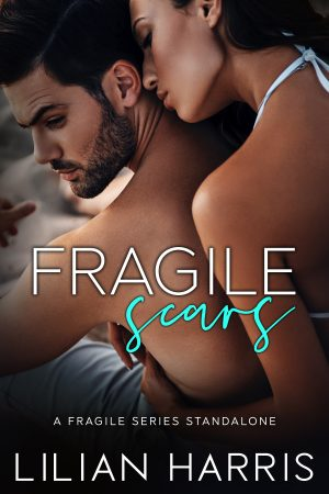 Cover for Fragile Scars