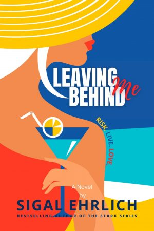 Cover for Leaving Me Behind