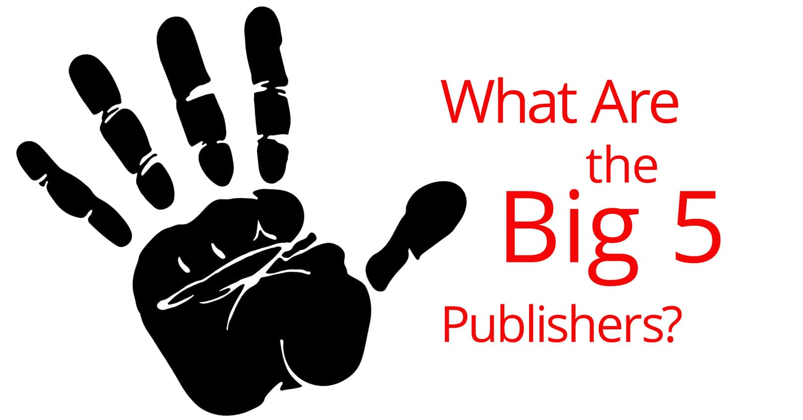 big 5 publishers