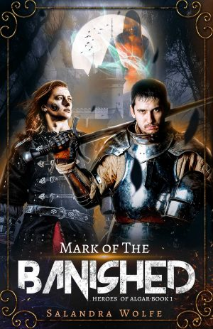 Cover for Mark of the Banished