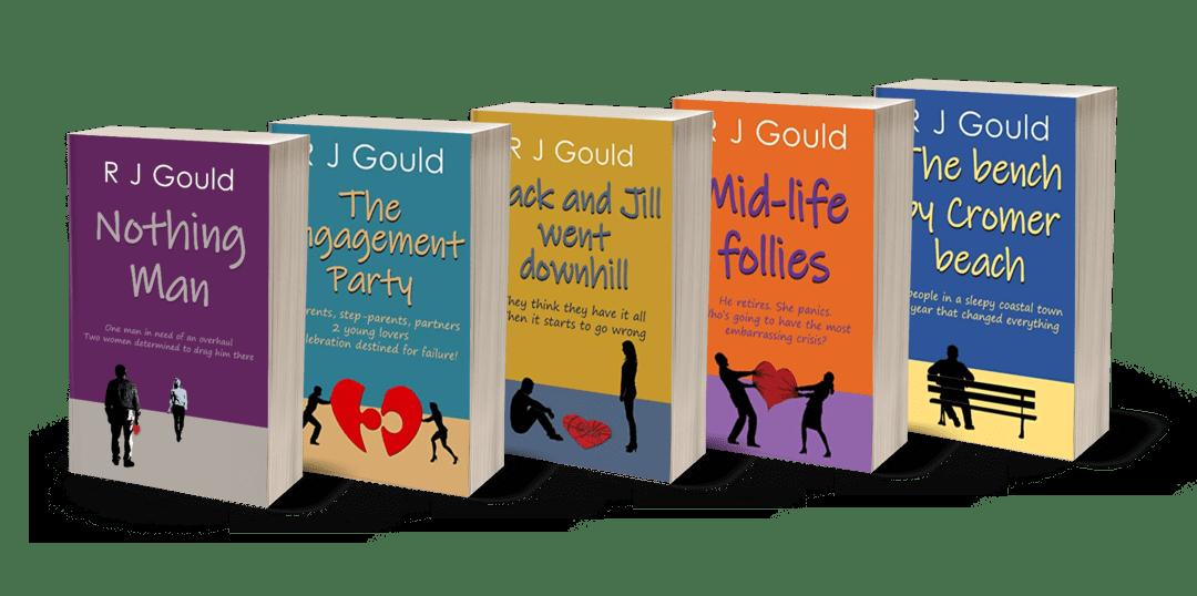 richard gould books