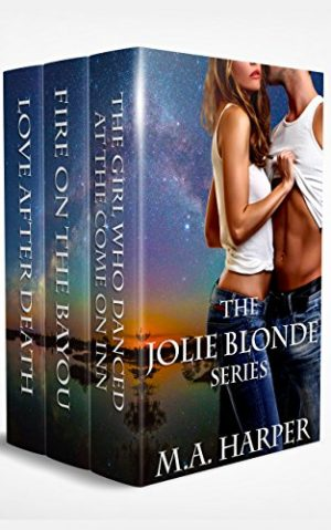 Cover for The Jolie Blonde Series Vol 1-3