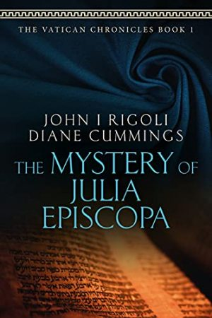 Cover for The Mystery of Julia Episcopa