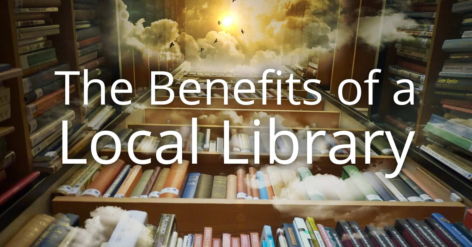 benefits of a local library