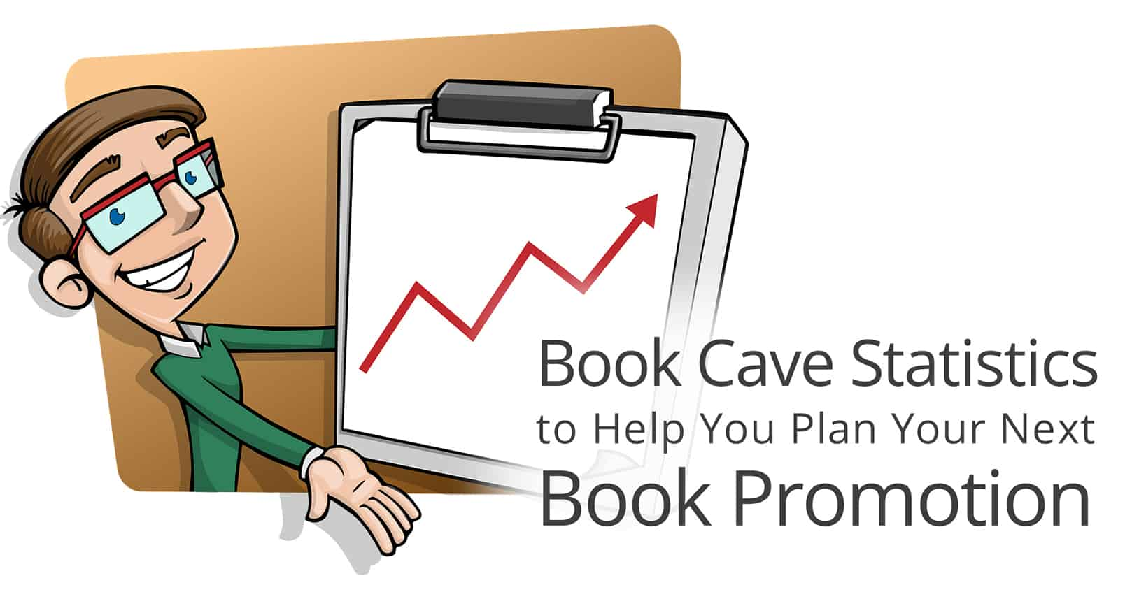 book cave statistics to help plan book promotion