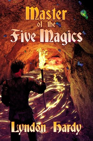 Cover for Master of the Five Magics