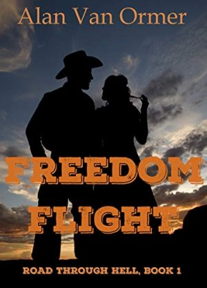 Cover for Freedom Flight