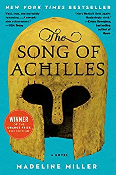 Cover for The Song of Achilles