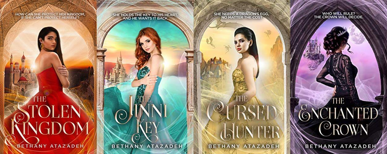 the Stolen Kingdom series