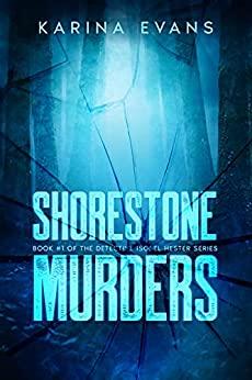 Cover for Shorestone Murders excerpt