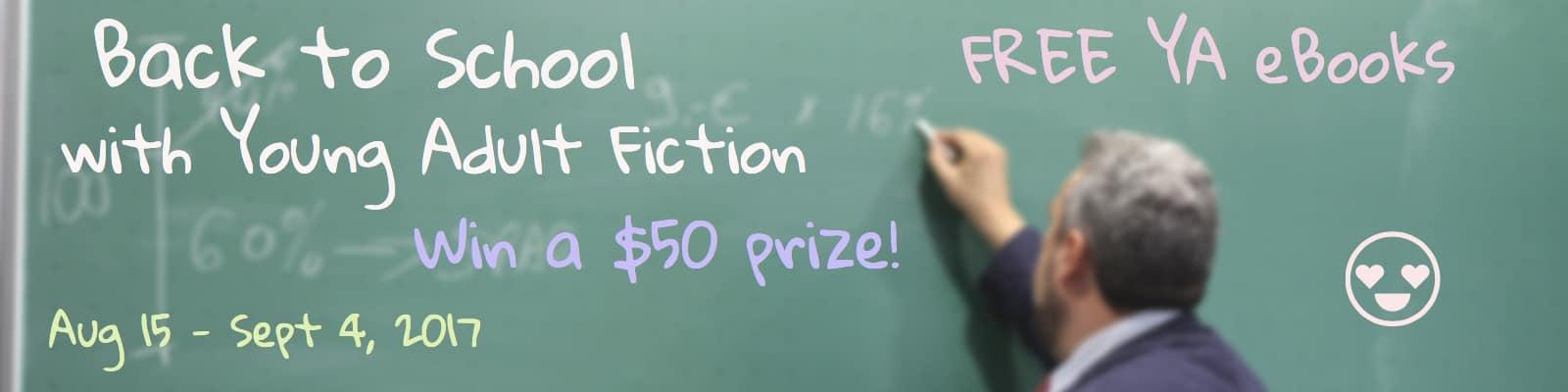 Back to School: YA Fiction