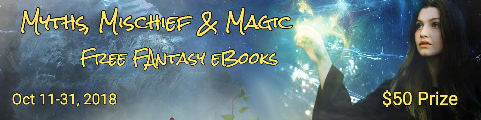 Myths, Mischief, and Magic: Free Fantasy E-books