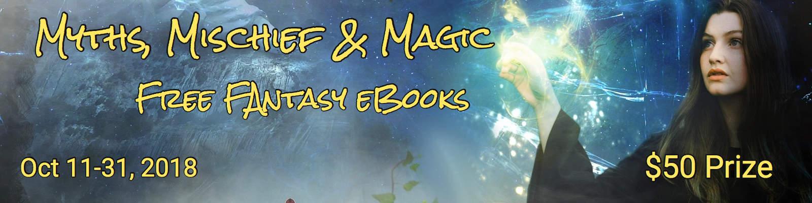 Myths, Mischief, and Magic: Free Fantasy E-books