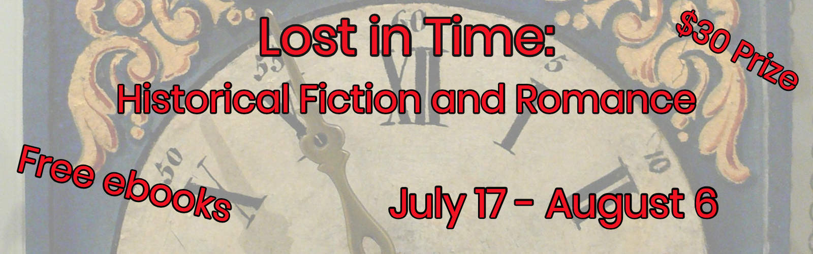 Lost in Time: Historical Fiction and Romance