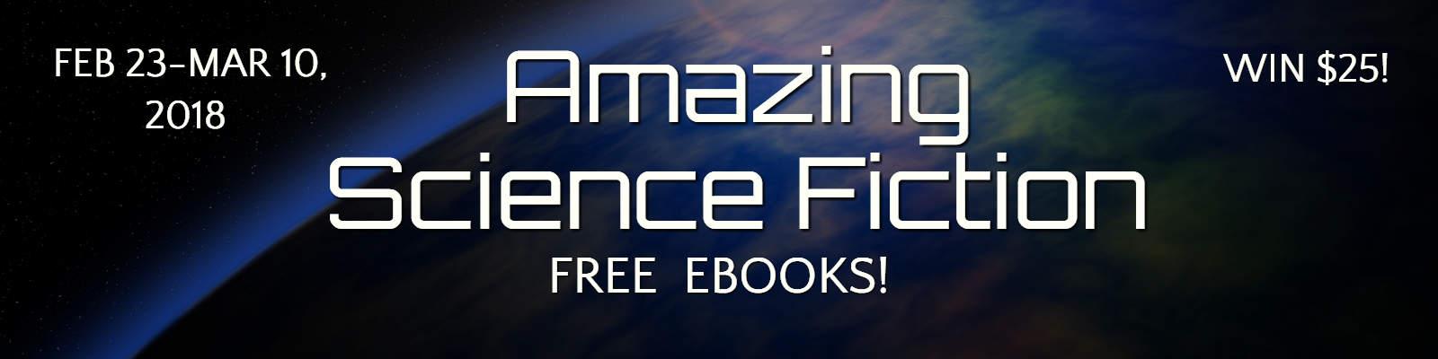 Amazing Science Fiction